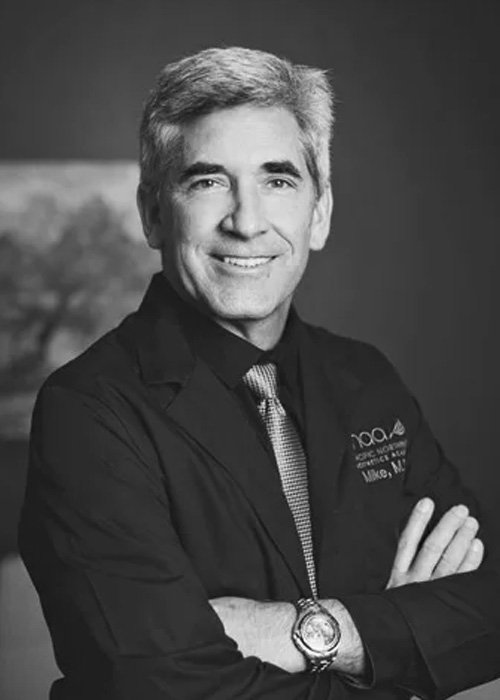 Pacific Northwest Aesthetics Academy Medical Director Mike Mitchell