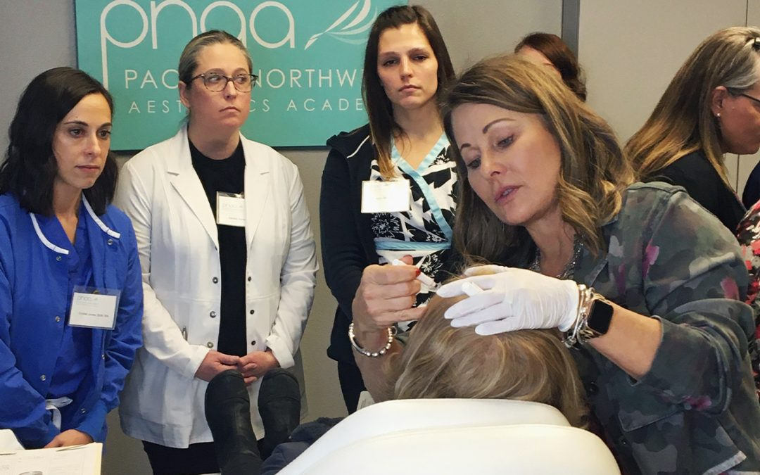aesthetic medicine trainers for PNAA